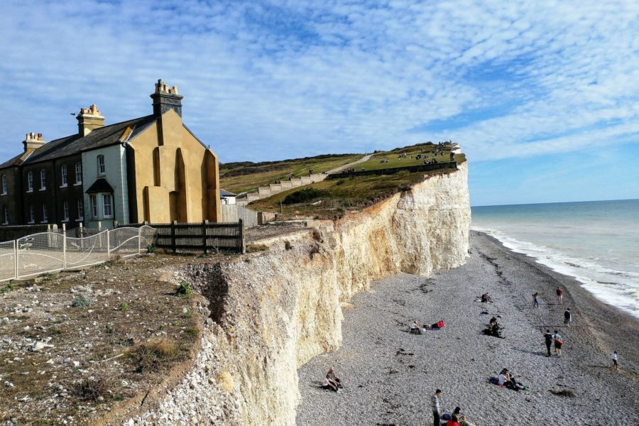 Birling Gap & The Seven Sisters National Park