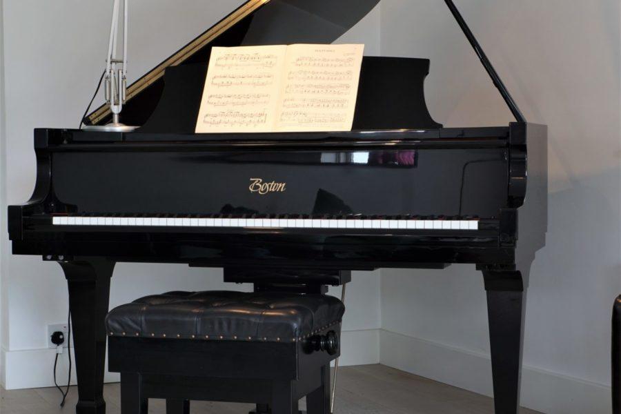 Boston Baby Grand Piano