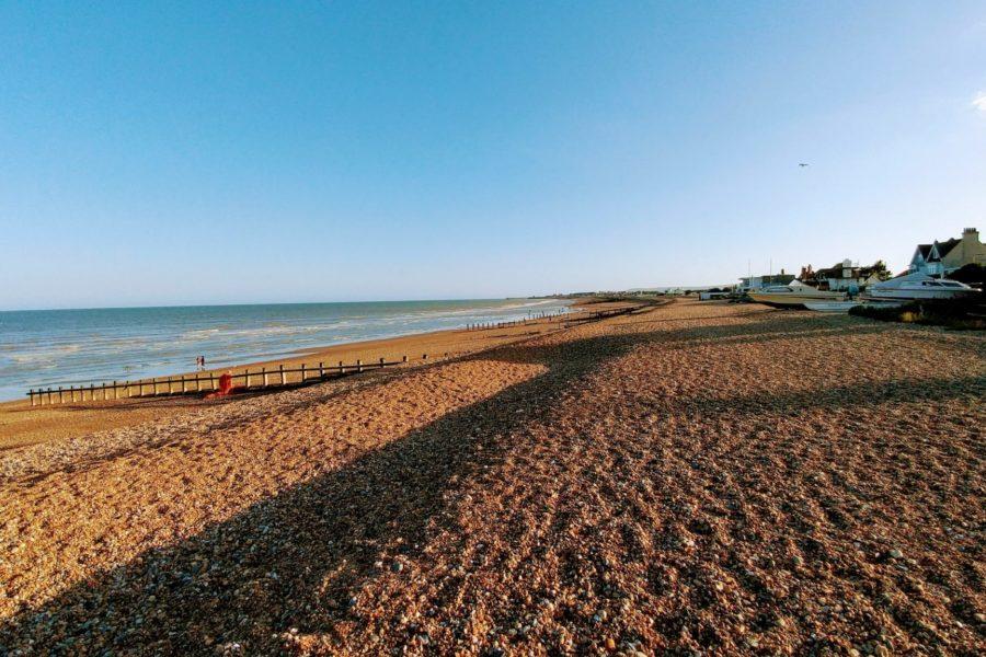 Pevensey Bay Beach