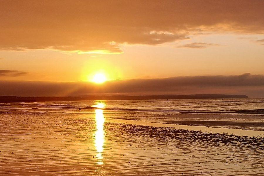 Pevensey Bay Sunrise