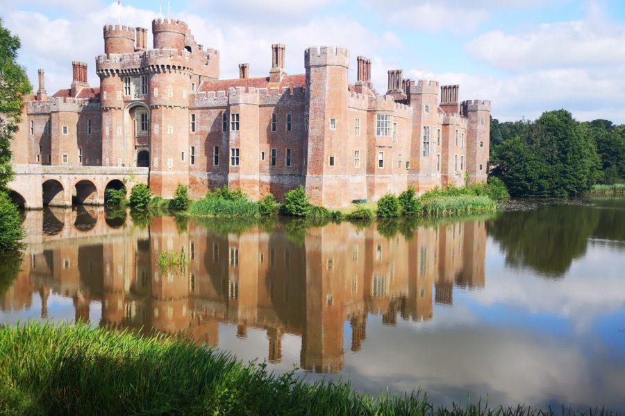 Herstmonceux Castle Herstmonceux